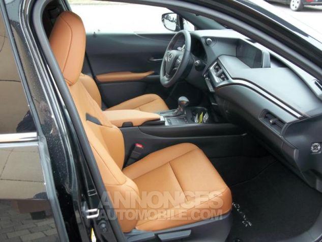 Lexus UX 250h 2WD Luxe NOIR GRAPHITE Occasion - 2