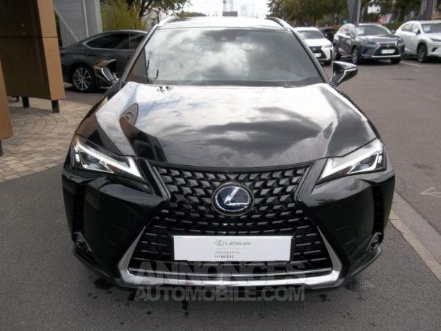 Lexus UX 250h 2WD Luxe NOIR GRAPHITE Occasion - 3