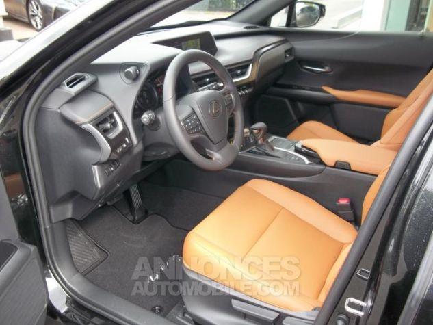 Lexus UX 250h 2WD Luxe NOIR GRAPHITE Occasion - 9