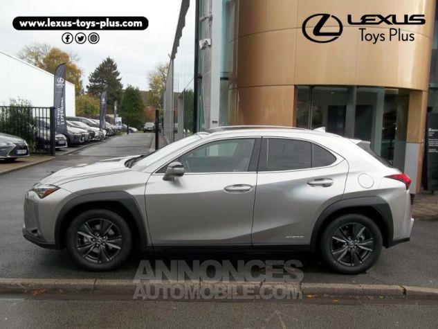 Lexus UX 250h 2WD Luxe Gris Titane Occasion - 4