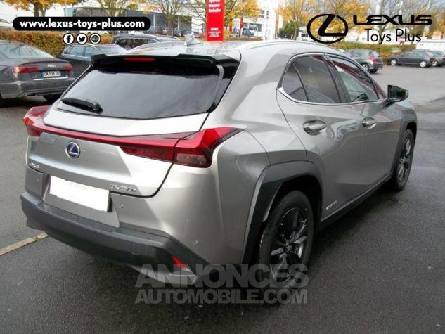 Lexus UX 250h 2WD Luxe Gris Titane Occasion - 13
