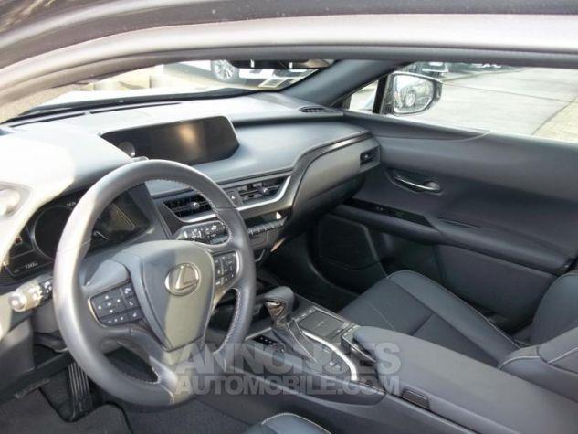 Lexus UX 250h 4WD Luxe Gris Mercure Occasion - 2
