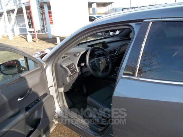 Lexus UX 250h 4WD Luxe Gris Mercure Occasion - 3