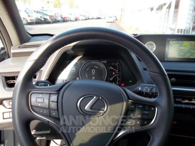 Lexus UX 250h 4WD Luxe Gris Mercure Occasion - 7