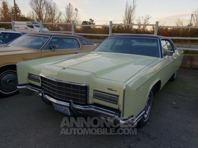 Lincoln Continental 1972  Occasion - 1
