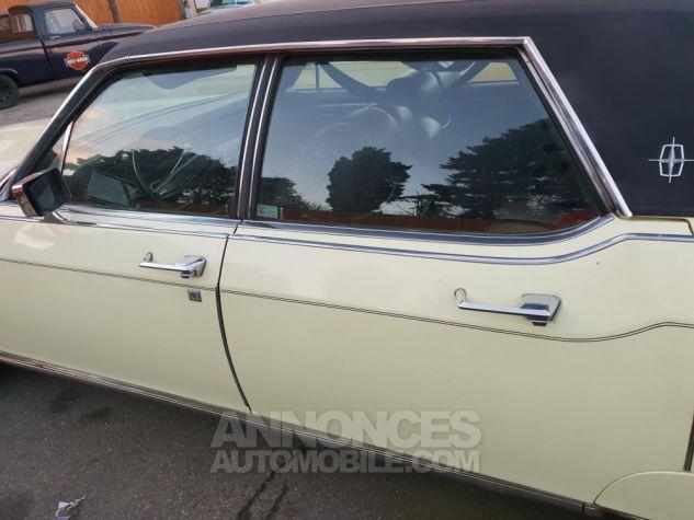 Lincoln Continental 1972  Occasion - 4