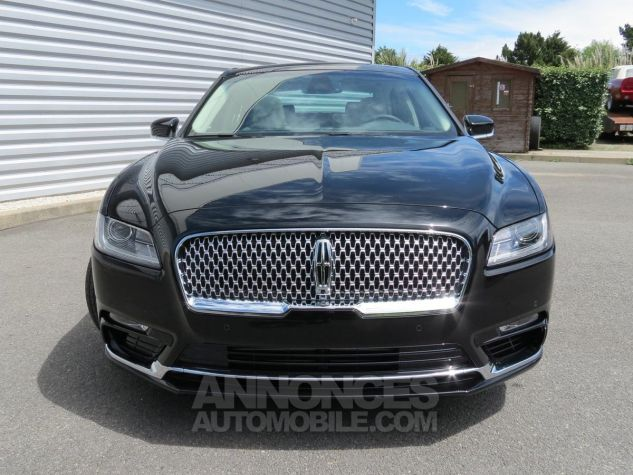 Lincoln Continental  Reserve AWD 2017 Diamond Black Neuf - 2