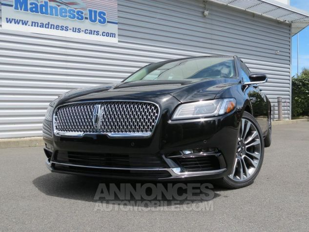 Lincoln Continental  Reserve AWD 2017 Diamond Black Neuf - 3