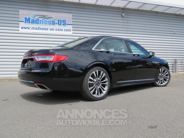 Lincoln Continental  Reserve AWD 2017 Diamond Black Neuf - 6
