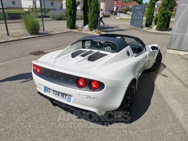 Lotus Elise 1.6 136CH CLUB RACER BLANC Occasion - 5