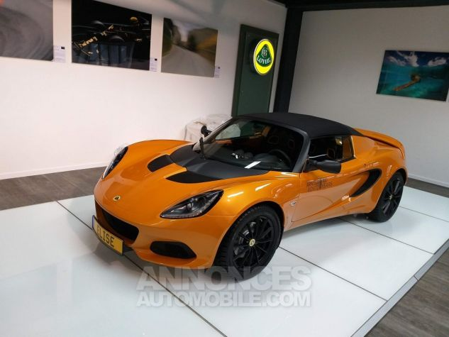 Lotus Elise Elise Sport 220 Orange Burn Occasion - 0