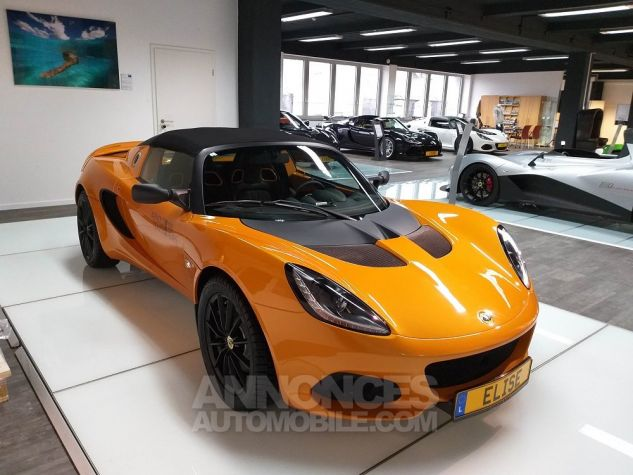 Lotus Elise Elise Sport 220 Orange Burn Occasion - 1