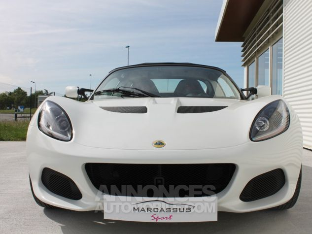 Lotus Elise Sport 220 Blanche Occasion - 2