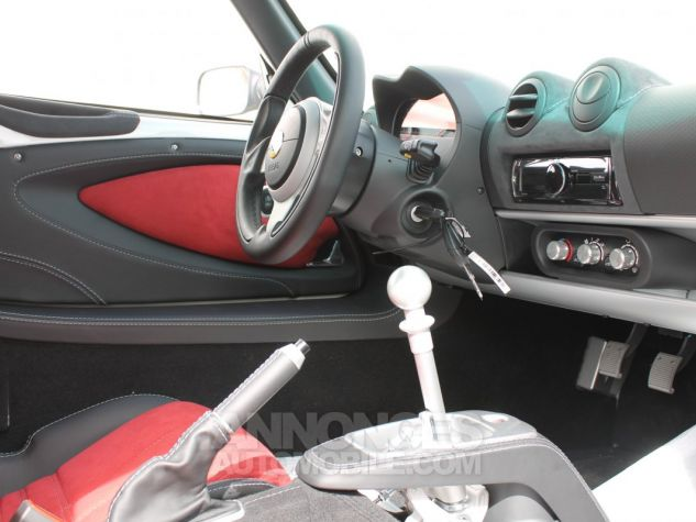 Lotus Elise Sport 220 Blanche Occasion - 4