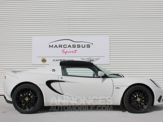 Lotus Elise Sport 220 Blanche Occasion - 5