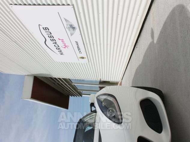 Lotus Elise Sport 220 Blanche Occasion - 6