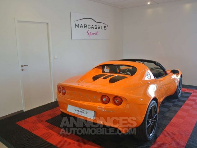 Lotus Elise Sport Orange Neuf - 7