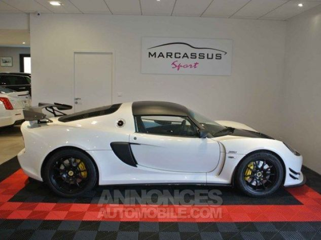 Lotus Exige Sport 380 Blanche Occasion - 1