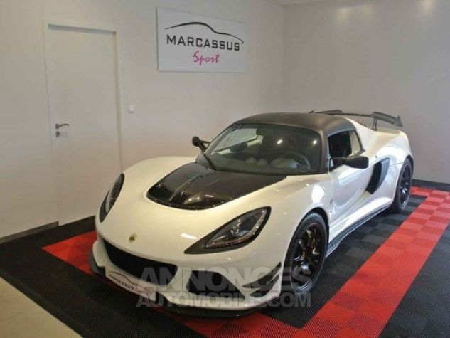 Lotus Exige Sport 380 Blanche Occasion - 2