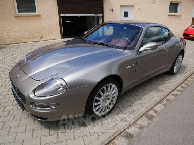 Maserati Coupe 4200 Cambiocorsa, Première main, Carnet complet Argent métallisé Occasion - 1