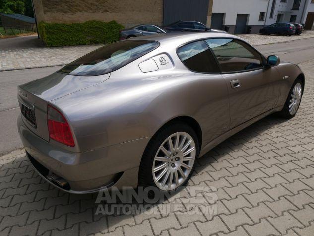 Maserati Coupe 4200 Cambiocorsa, Première main, Carnet complet Argent métallisé Occasion - 3