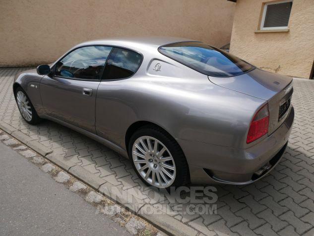 Maserati Coupe 4200 Cambiocorsa, Première main, Carnet complet Argent métallisé Occasion - 4