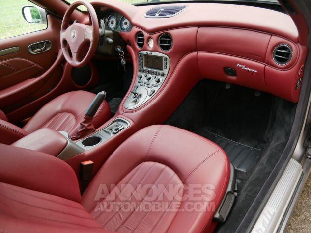 Maserati Coupe 4200 Cambiocorsa, Première main, Carnet complet Argent métallisé Occasion - 6