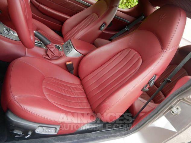 Maserati Coupe 4200 Cambiocorsa, Première main, Carnet complet Argent métallisé Occasion - 7