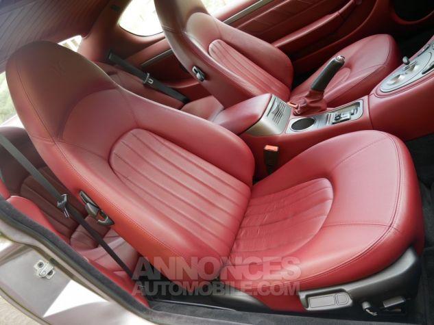 Maserati Coupe 4200 Cambiocorsa, Première main, Carnet complet Argent métallisé Occasion - 8