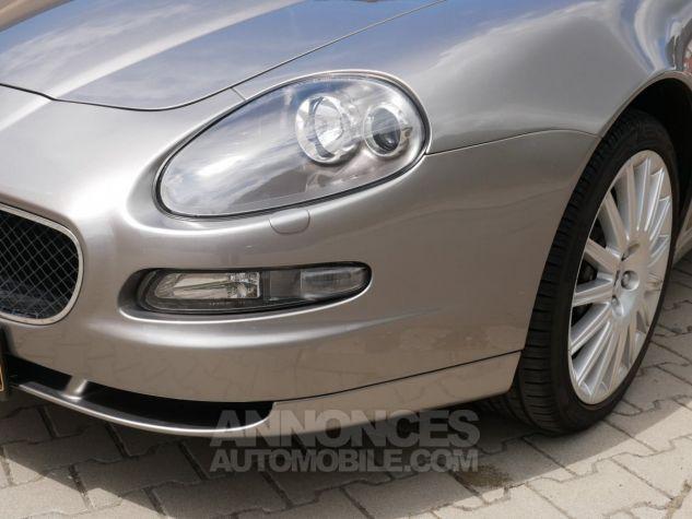 Maserati Coupe 4200 Cambiocorsa, Première main, Carnet complet Argent métallisé Occasion - 9