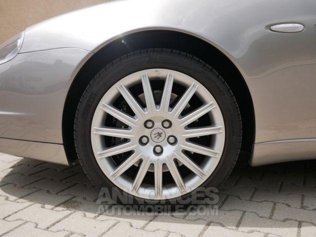 Maserati Coupe 4200 Cambiocorsa, Première main, Carnet complet Argent métallisé Occasion - 10