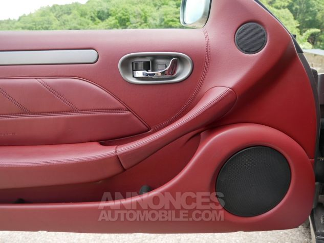 Maserati Coupe 4200 Cambiocorsa, Première main, Carnet complet Argent métallisé Occasion - 12