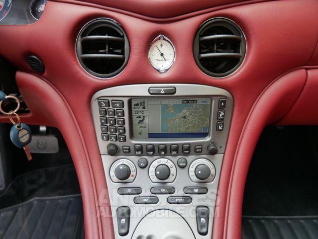 Maserati Coupe 4200 Cambiocorsa, Première main, Carnet complet Argent métallisé Occasion - 15