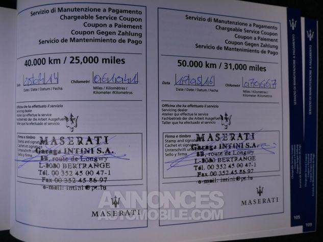 Maserati Coupe 4200 Cambiocorsa, Première main, Carnet complet Argent métallisé Occasion - 20