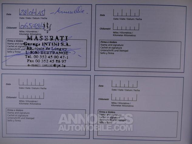 Maserati Coupe 4200 Cambiocorsa, Première main, Carnet complet Argent métallisé Occasion - 21