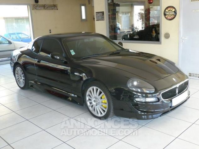 Maserati Coupe 4200 GT CAMBIOCORSA NOIR METALLISE Occasion - 17