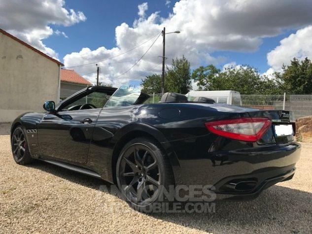 Maserati Grancabrio SPORT Noir Occasion - 3