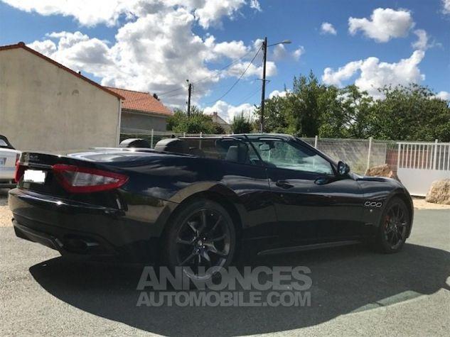 Maserati Grancabrio SPORT Noir Occasion - 5