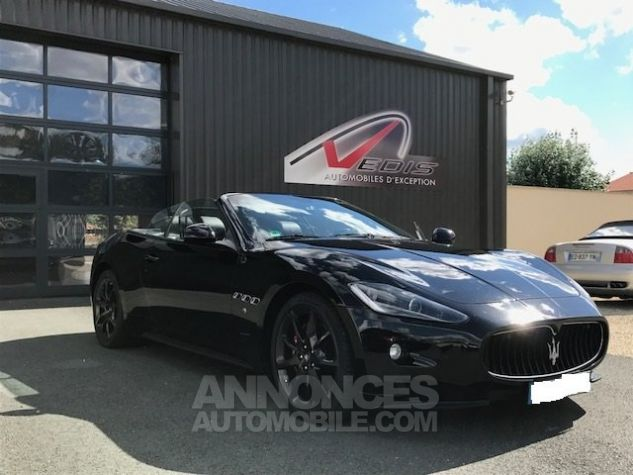 Maserati Grancabrio SPORT Noir Occasion - 6