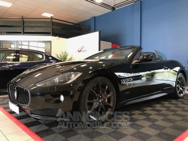 Maserati Grancabrio SPORT Noir Occasion - 7
