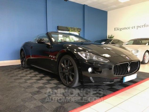Maserati Grancabrio SPORT Noir Occasion - 8