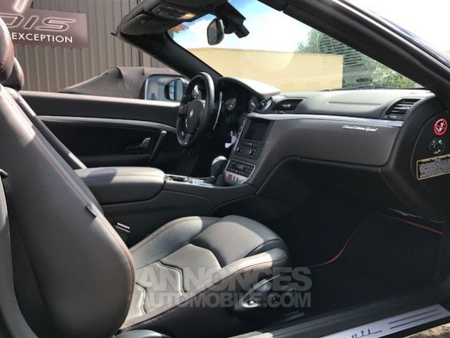 Maserati Grancabrio SPORT Noir Occasion - 10