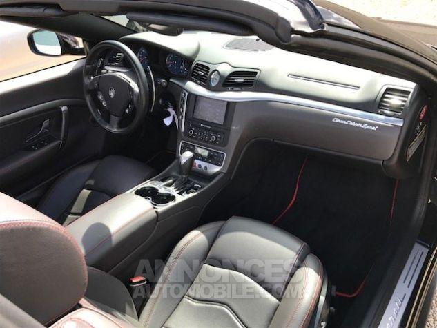 Maserati Grancabrio SPORT Noir Occasion - 11