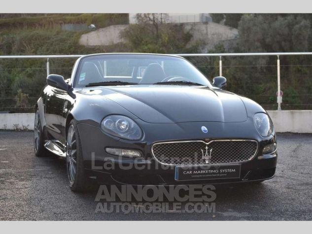 Maserati Gransport 4.2 V8 400 BVA Noir Leasing - 1
