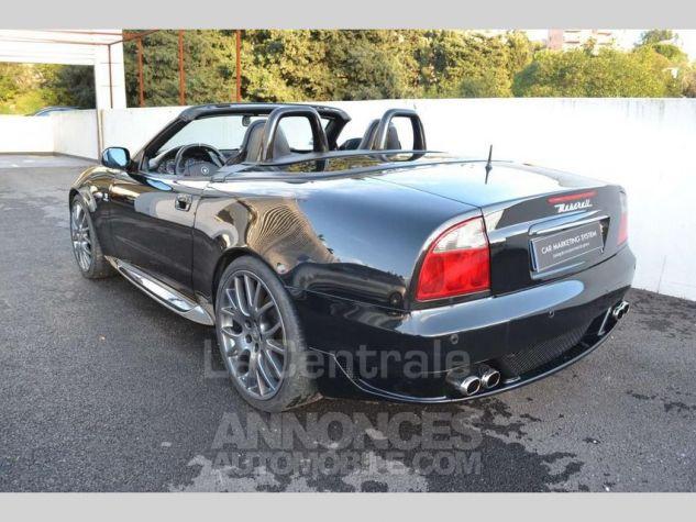 Maserati Gransport 4.2 V8 400 BVA Noir Leasing - 3