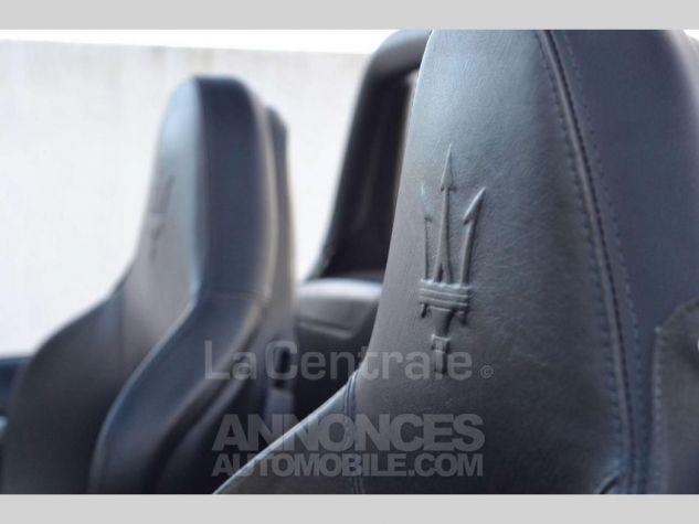 Maserati Gransport 4.2 V8 400 BVA Noir Leasing - 5