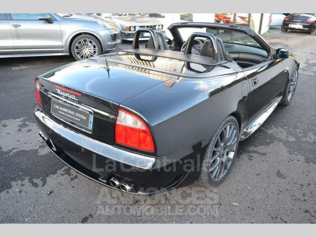 Maserati Gransport 4.2 V8 400 BVA Noir Leasing - 11