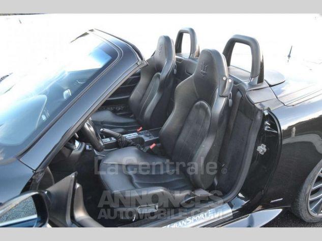 Maserati Gransport 4.2 V8 400 BVA Noir Leasing - 12