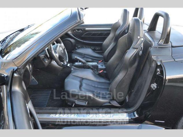 Maserati Gransport 4.2 V8 400 BVA Noir Leasing - 13