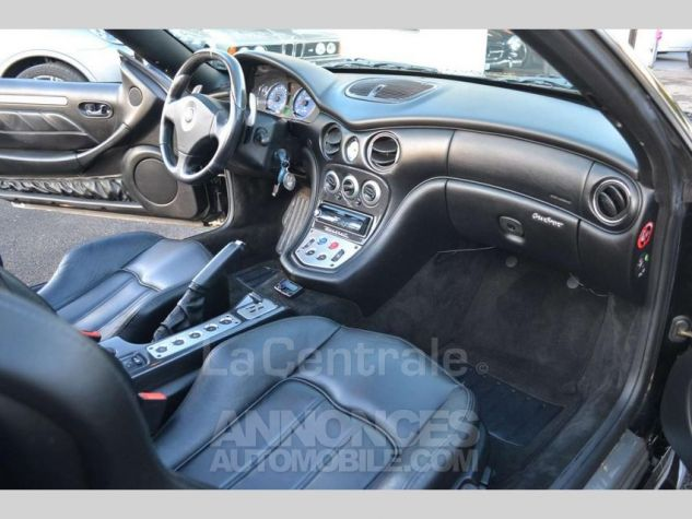 Maserati Gransport 4.2 V8 400 BVA Noir Leasing - 14